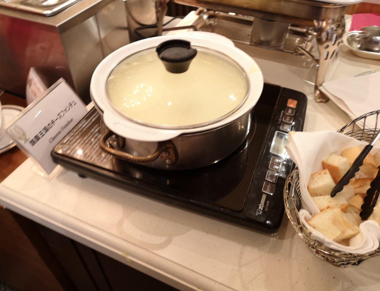 クラビーサッポロ朝食6